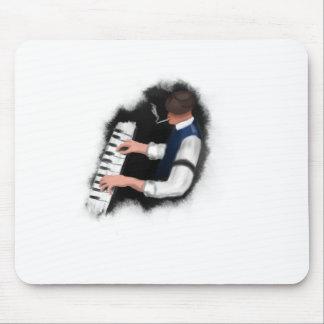 Pianosångare Mus Mattor