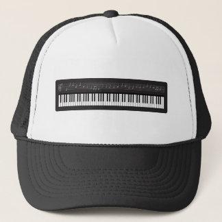 Pianotangentbord Keps