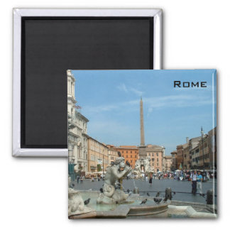 Piazza Navona - Rome Magnet