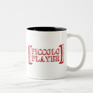 Piccolo spelare Två-Tonad mugg