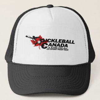Pickleball Kanada organisationslogotyp Truckerkeps