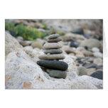 Piedras zen en la playa de Almería OBS Kort