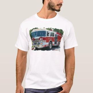 Pierce avfyrar lastbilen t shirt
