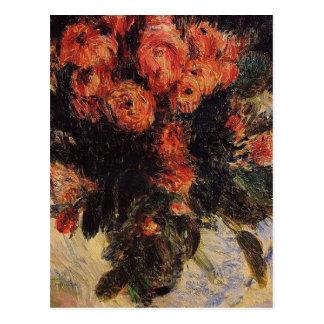 Pierre Auguste Renoir vintagero Vykort