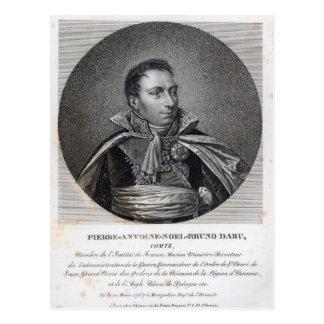 Pierre Daru Vykort