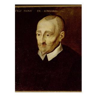 Pierre de Ronsard Vykort