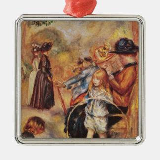 Pierre en Renoir | i de Luxembourg trädgårdarna Julgransprydnad Metall