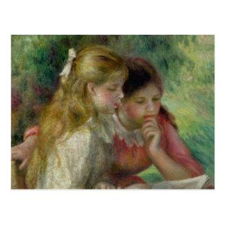 Pierre en Renoir | läsningen Vykort