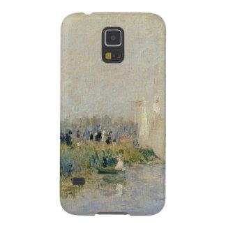 Pierre en Renoir | Regatta på Argenteuil Galaxy S5 Fodral