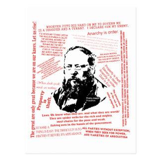 Pierre-Joseph Proudhon Vykort