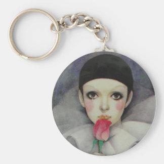 Pierrot 80-tal nyckelringar