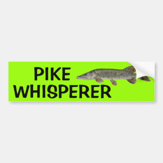 PIKE WHISPERER BILDEKAL