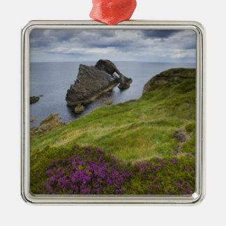 Pilbågelurendrejeristen, Portknockie, Skottland Julgransprydnad Metall