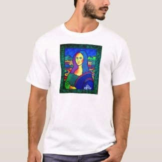 Piliero Mona Lisa T Shirts