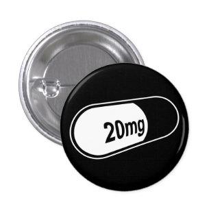 pillen 20mg knäppas mini knapp rund 3.2 cm