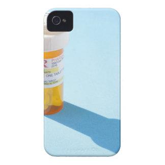 Pillflaskafullt av läkarbehandlingen Case-Mate iPhone 4 fodraler