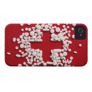 Pillskor iPhone 4 Cases