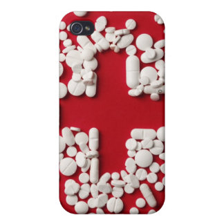 Pillskor iPhone 4 Fodraler