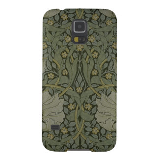 """Pimpernel"" tapetdesign, 1876 Galaxy S5 Fodral"