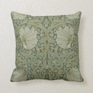 Pimpernel vid textilen för William Morris Kudde