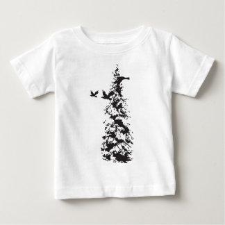 pinetreebirds tee