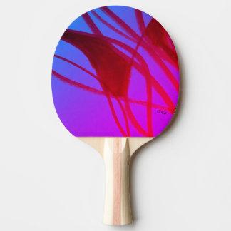 Pingen Pong paddlar en arton Pingisracket