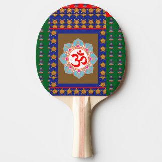 Pingen Pong paddlar, röd gummibaksidaKONST Pingisracket