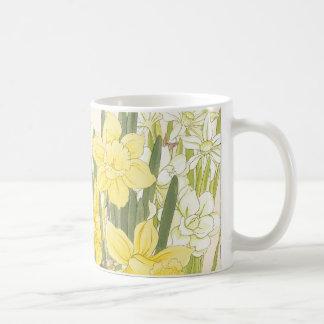 Pingstlilja, påskliljar och Jonquils Kaffemugg