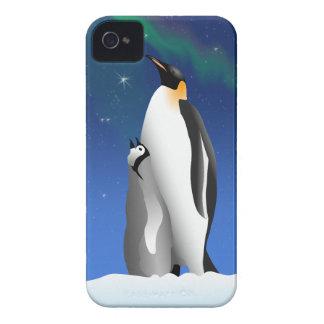 Pingvin Case-Mate iPhone 4 Fodral