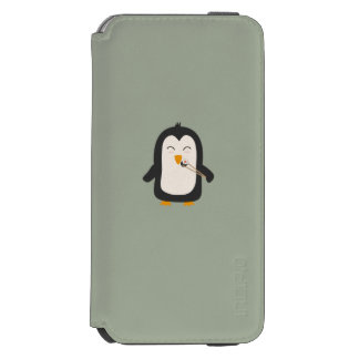 Pingvin med sushi