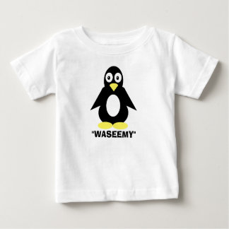Pingvin vid Waseemy T-shirts