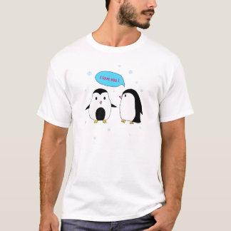 Pingvinälskareutslagsplats Tee Shirts
