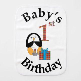 Pingvinbaby 1st födelsedag