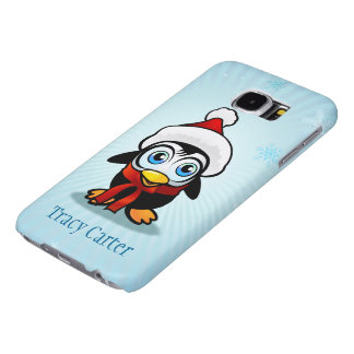 Pingvinjultomten Samsung Galaxy S6 Fodral