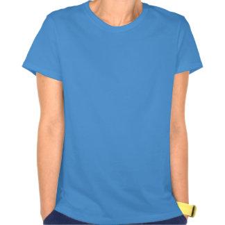 Pingvinkvinna Nano T-tröja för Carolina blått Tröjor
