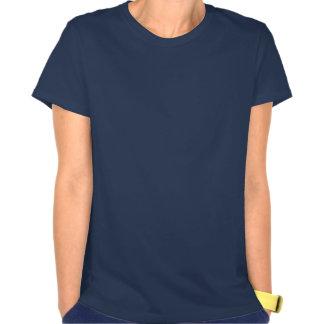 Pingvinkvinna Nano T-tröja för marin Tröja