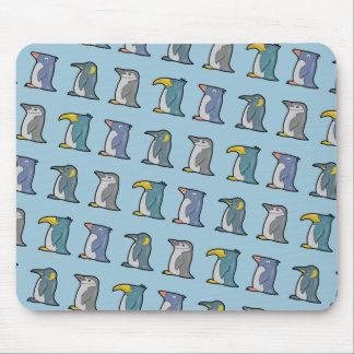 Pingvinmönster Mousepad Musmatta
