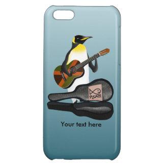 PingvinReggaegitarr iPhone 5C Fodral