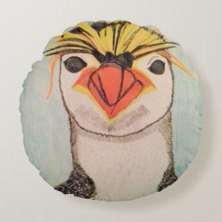 Pingvinrundan kudder rund kudde