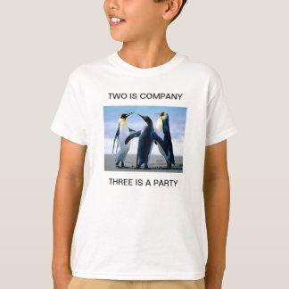 pingvint-skjorta t shirt