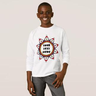 PingvinT-tröjalångärmader T Shirts