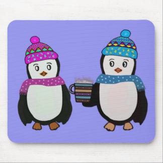 Pingvinvänskap Mus Mattor