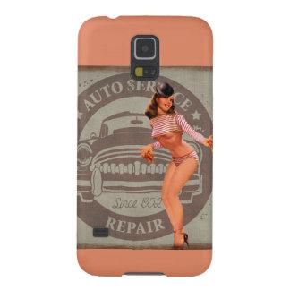 Pinupbil Galaxy S5 Fodral