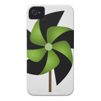 pinwheelleksak iPhone 4 Case-Mate skal