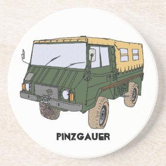 Pinzgauer 710M lastbilkustfartyg Underlägg Sandsten