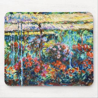 Pioner Claude Monet coola 1887, gammalt som är led Mus Matta