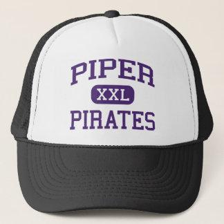 Pipblåsare - pirater - högstadium - Kansas City Truckerkeps