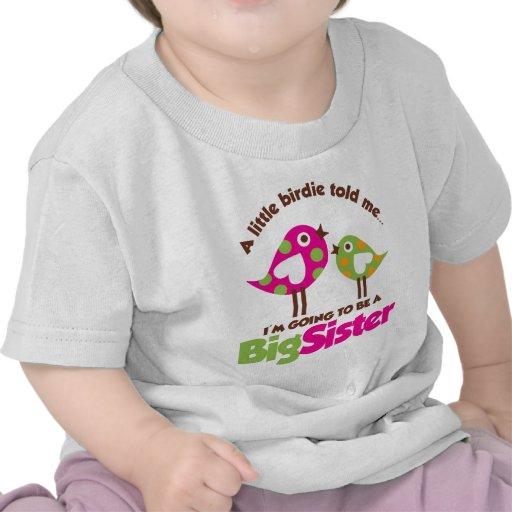 Pippi som går att vara en storasyster tee shirts