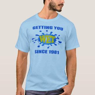 Piranhaprodukter som får dig våt tee shirts