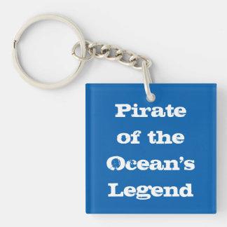 Pirat av hav legend Keychain